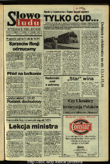 Słowo Ludu,1993 R.XLIV, nr 284
