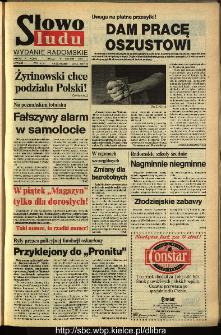 Słowo Ludu,1993 R.XLIV, nr 290 (wydanie radomskie)