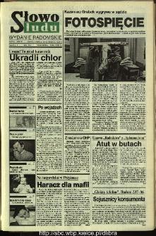 Słowo Ludu,1993 R.XLIV, nr 293 (wydanie radomskie)