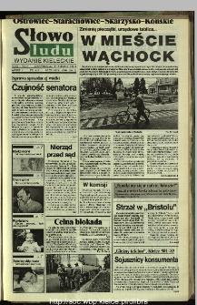Słowo Ludu,1993 R.XLIV, nr 293 (Ostrowiec-Starachowiece-Skarżysko-Końskie)