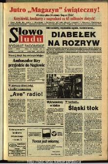 Słowo Ludu,1993 R.XLIV, nr 296 (wydanie radomskie)