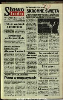 Słowo Ludu,1993 R.XLIV, nr 298