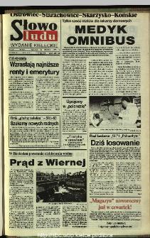 Słowo Ludu,1993 R.XLIV, nr 299 (Ostrowiec-Starachowiece-Skarżysko-Końskie)