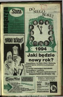 Słowo Ludu,1993 R.XLIV, nr 300 (magazyn)