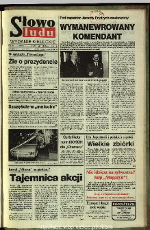 Słowo Ludu,1993 R.XLIV, nr 300