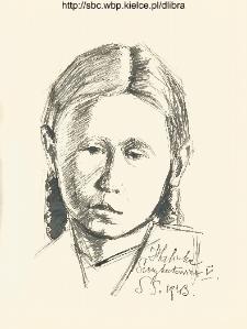 Halinka Szczykutowicz kl. V