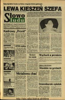 Słowo Ludu 1994, XLV, nr 6 (wydanie radomskie)