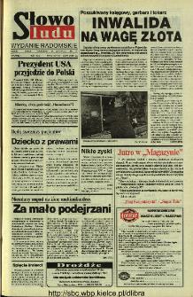 Słowo Ludu 1994, XLV, nr 10 (wydanie radomskie)