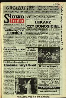 Słowo Ludu 1994, XLV, nr 13
