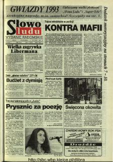 Słowo Ludu 1994, XLV, nr 13 (wydanie radomskie)