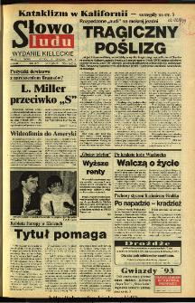 Słowo Ludu 1994, XLV, nr 14