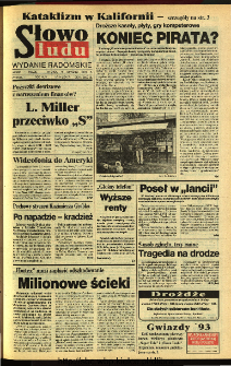 Słowo Ludu 1994, XLV, nr 14 (wydanie radomskie)