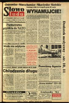 Słowo Ludu 1994, XLV, nr 15 (Ostrowiec-Starachowice-Skarżysko-Końskie)