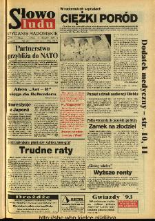 Słowo Ludu 1994, XLV, nr 15 (wydanie radomskie)