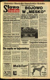 Słowo Ludu 1994, XLV, nr 20 (Ostrowiec-Starachowice-Skarżysko-Końskie)
