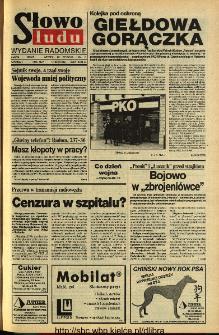 Słowo Ludu 1994, XLV, nr 20 (wydanie radomskie)
