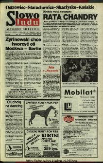 Słowo Ludu 1994, XLV, nr 22 (Ostrowiec-Starachowice-Skarżysko-Końskie)