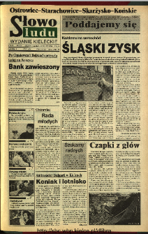 Słowo Ludu 1994, XLV, nr 24 (Ostrowiec-Starachowice-Skarżysko-Końskie)