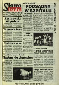 Słowo Ludu 1994, XLV, nr 25 (wydanie radomskie)