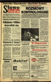 Słowo Ludu 1994, XLV, nr 28 (Ostrowiec-Starachowice-Skarżysko-Końskie)