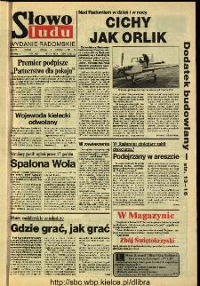 Słowo Ludu 1994, XLV, nr 27 (wydanie radomskie)