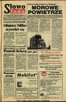 Słowo Ludu 1994, XLV, nr 28 (wydanie radomskie)