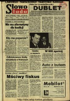 Słowo Ludu 1994, XLV, nr 32 (Ostrowiec-Starachowice-Skarżysko-Końskie)