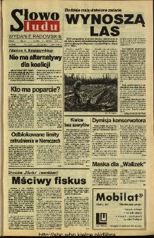 Słowo Ludu 1994, XLV, nr 32 (wydanie radomskie)