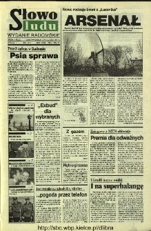 Słowo Ludu 1994, XLV, nr 36 (wydanie radomskie)