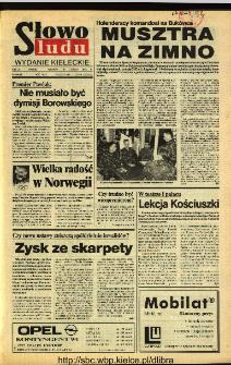 Słowo Ludu 1994, XLV, nr 38