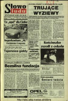 Słowo Ludu 1994, XLIV, nr 43
