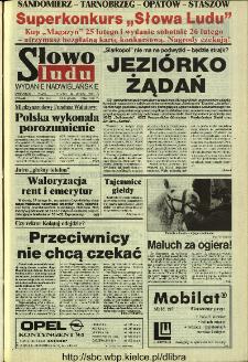 Słowo Ludu 1994, XLV, nr 44 (wydanie nadwiślańskie)