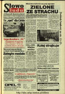 Słowo Ludu 1994, XLV, nr 45 (wydanie radomskie)