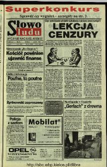 Słowo Ludu 1994, XLV, nr 50 (wydanie nadwiślańskie)