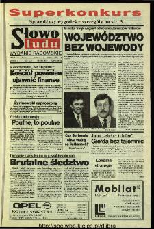 Słowo Ludu 1994, XLV, nr 50 (wydanie radomskie)
