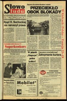 Słowo Ludu 1994, XLV, nr 52 (wydanie radomskie)