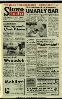 Słowo Ludu 1994, XLV, nr 56 (wydanie nadwiślańskie)