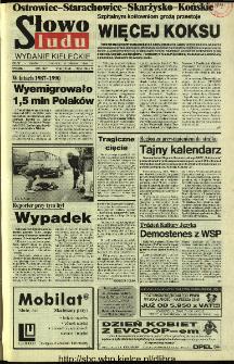 Słowo Ludu 1994, XLV, nr 56 (Ostrowiec-Starachowice-Skarżysko-Końskie)