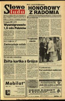 Słowo Ludu 1994, XLV, nr 56 (wydanie radomskie)