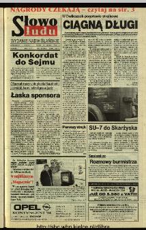 Słowo Ludu 1994, XLV, nr 57 (wydanie nadwiślańskie)