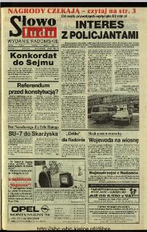 Słowo Ludu 1994, XLV, nr 57 (wydanie radomskie)
