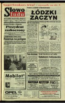 Słowo Ludu 1994, XLV, nr 62 (wydanie nadwiślańskie)