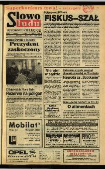 Słowo Ludu 1994, XLV, nr 62