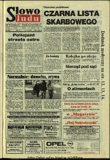 Słowo Ludu 1994, XLV, nr 63 (wydanie radomskie)