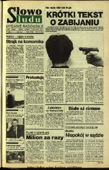 Słowo Ludu 1994, XLV, nr 66 (wydanie radomskie)