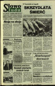 Słowo Ludu 1994, XLV, nr 66 (wydanie sandomierskie)