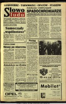 Słowo Ludu 1994, XLV, nr 68 (Sandomierz-Tarnobrzeg-Opatów-Staszów)