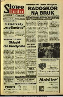 Słowo Ludu 1994, XLV, nr 68 (wydanie radomskie)