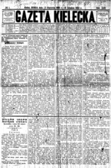 Gazeta Kielecka, 1895, R.26, nr 92