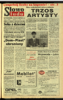 Słowo Ludu 1994, XLV, nr 70 (wydanie radomskie)